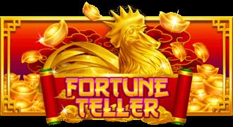 ไก่ทองคำให้โชคใหญ่ในเกม สล็อต Fortune Teller