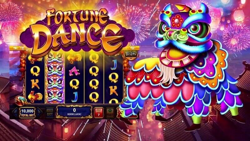 รีวิวเกม สล็อต fortune dance เกมสล็อตแจ็คพอตแตกหนัก